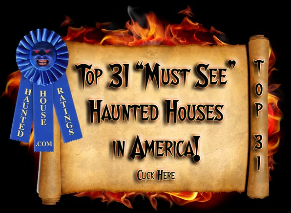 Best Haunted House Ratings - Best Haunted House Awards Announced!
