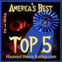 Haunted House Ratings Top 5 Haunted Houses in America