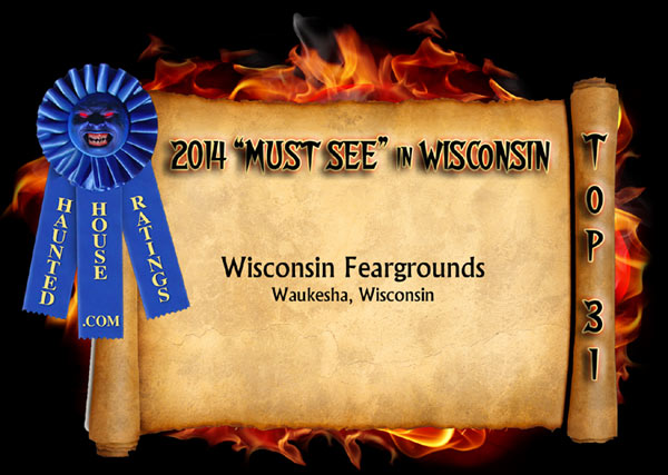 America's Best Haunted House Winners in Wisconsin